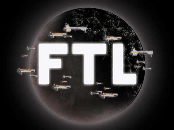 """Faster than Light"" - a cool strategy game.  FTL, Faster than Light, is a game coming to Windows, Mac & Linux made by Justin Ma and Matthew Davis.  It features a blend of exploration, discovery, ship management and real time strategic combat that creates an experience quite unlike other games in its genre."