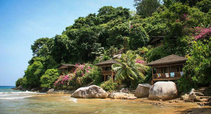 Bamboo Hill Chalets en Isla Tioman (Malasia) - ¿Qué es el verdadero lujo y dónde encontrarlo? La redacción de Condé Nast Traveler responde