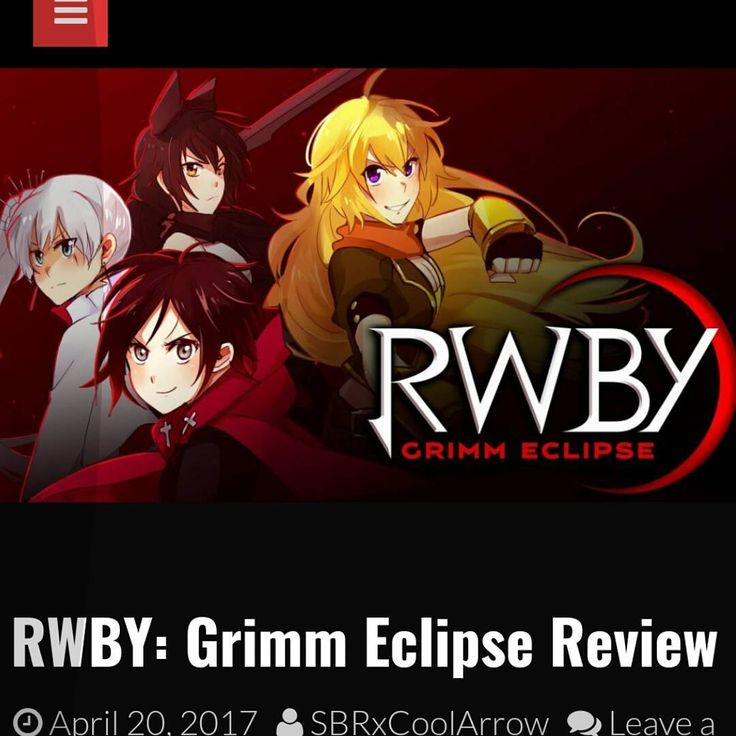 Check out sbrxgaming.com for our latest #Review #RWBY:GrimmEclipse #rwby #Anime #pcgaming #xboxone #playstation4 #gaming #games #gamers #videogames #community @sbrxgaming http://unirazzi.com/ipost/1497515179017278691/?code=BTIPh8DFJTj