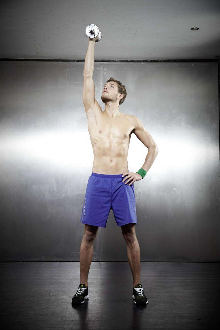 Hantel-Workout