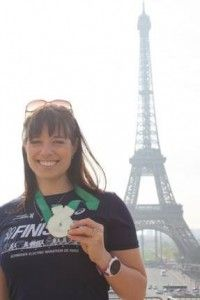 Inspiring People: Leah from Naturally Leah #runner
