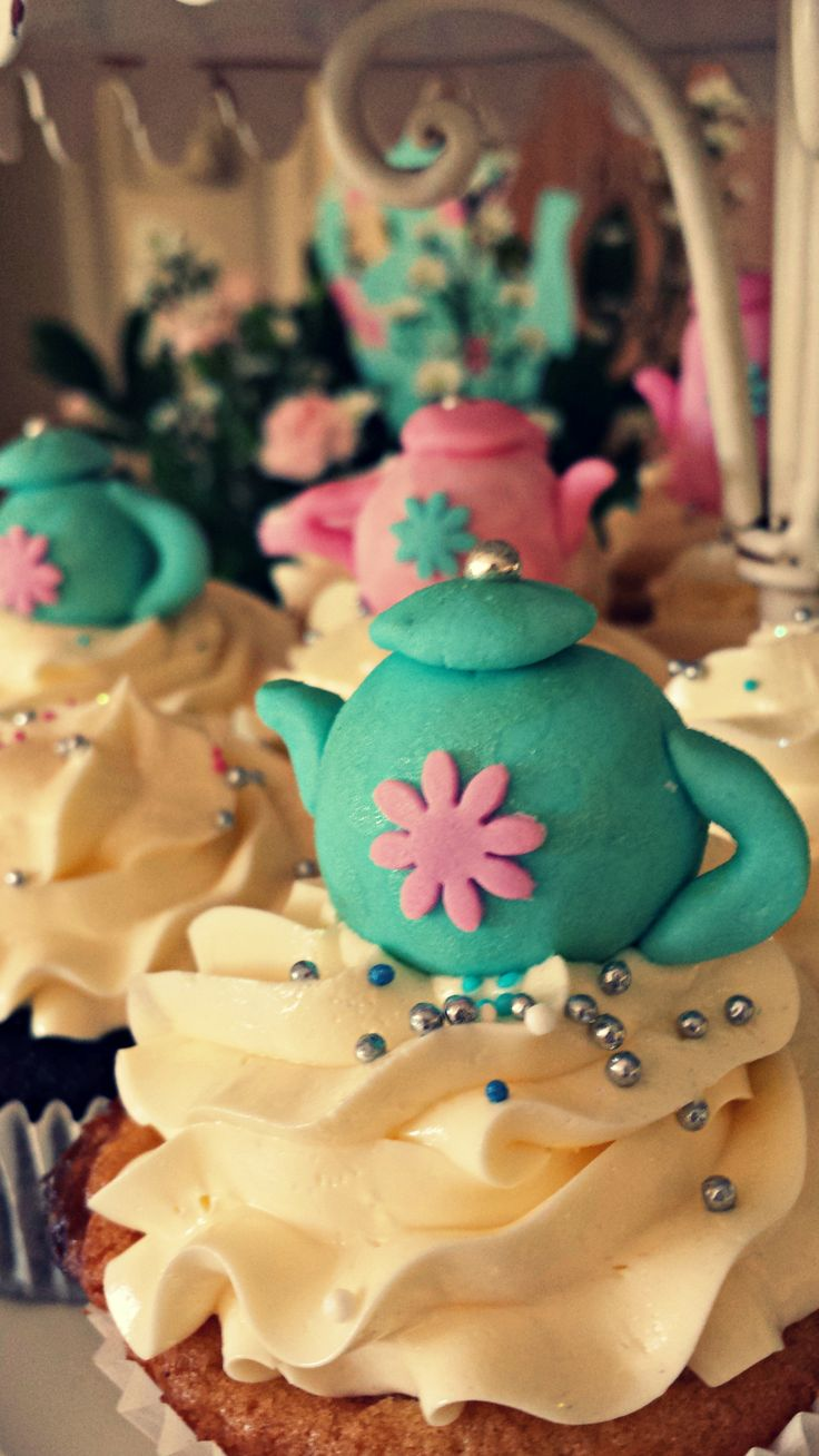 11 Best Ideas About Cupcake Decorating Ideas On Pinterest