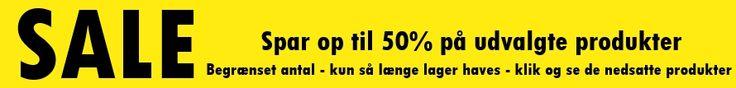 Udsalget er i fuld gang - også på 4ushop.dk har vi udsalg og du får sexlegetøj med op til 50% rabat - sexlegetøjs nyheder og erotiske trends - sexlegetøjs blog