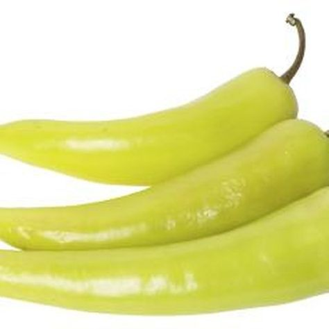 How to Can Sweet Banana Peppers