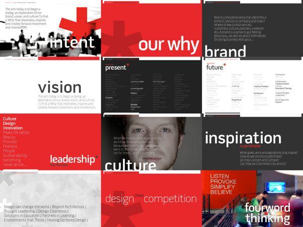 Presentation Design on Behance