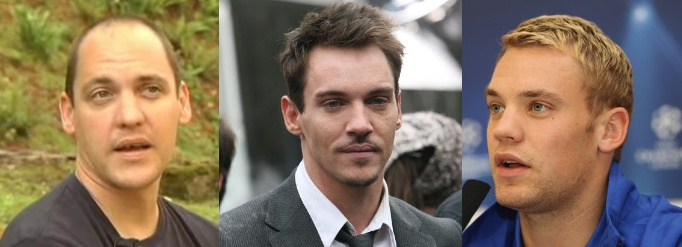 Haritz Rodriguez (tw: @Xuriken), entrepreneur, videographer, clon of Jonathan Rhys-Meyers (actor) and Manuel Neuer (goalkeeper of Bayern Munchen)