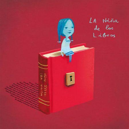 La niña de los libros, cuento la niña de los libros, cuentos infantiles, Oliver Jeffers