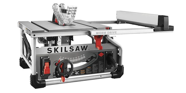 The powerful technology of Skil's worm-drive circular saw finds a new home.