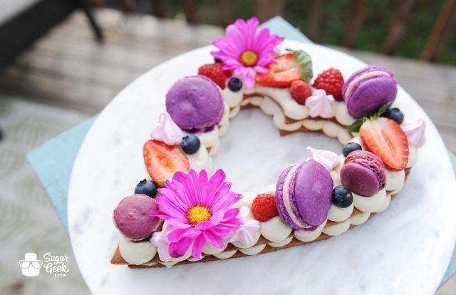 Cream Tart Tutorial – Sugar Geek Show