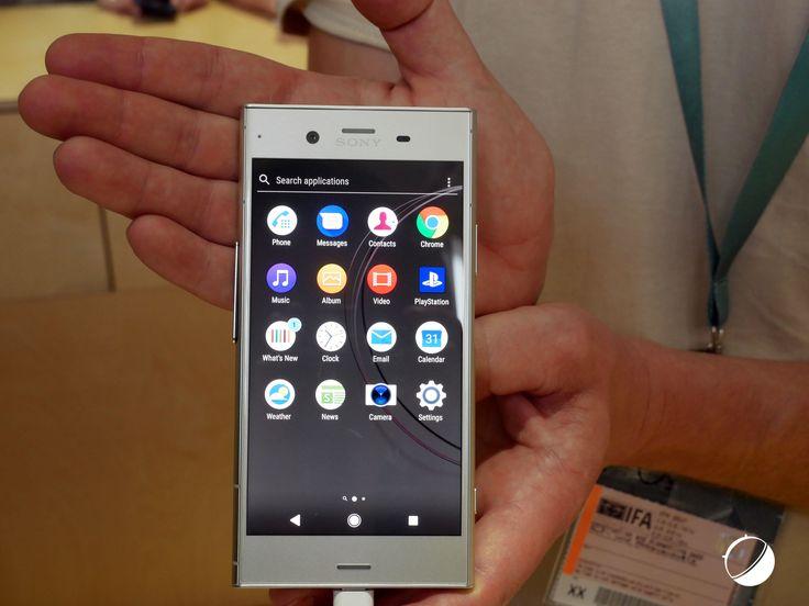 Prise en main des Sony Xperia XZ1et XZ1 Compact:à chacun sa bonne surprise - http://www.frandroid.com/marques/sony/456223_prise-en-main-des-sony-xperia-xz1-et-xz1-compact-la-brique-devient-confortable  #Évènements, #IFA, #Marques, #Produits, #Smartphones, #Sony
