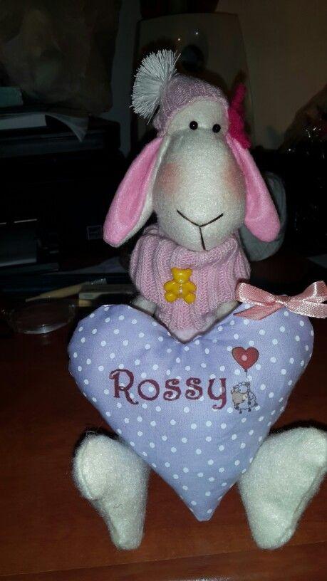 La mia pecora per Rossella...