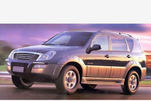 SsangYong Rexton RX290