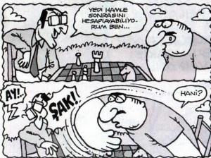 Yiğit Özgür'e ait karikatürleri keşfetmek için hemen tıklayın!