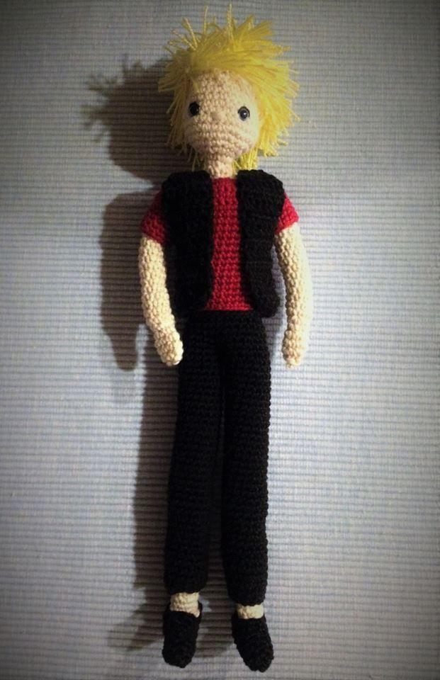 17 Best images about My Crochet Dolls; Amigurumi Dolls on ...