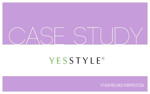 Il mio brand online è stra-fico? Il #fashion #casestudy #YesStyle! #copywriting