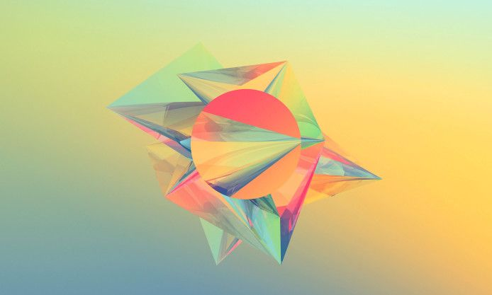 abstraction, color, line, shape, geometry, wallpaper