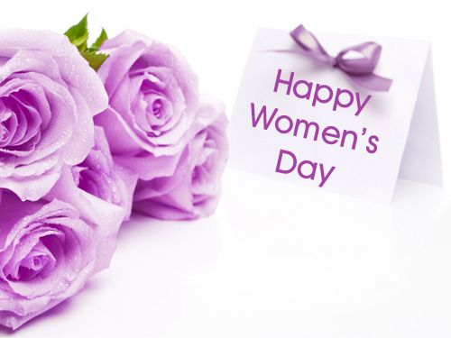 International Women's Day Card