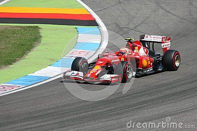 F1 Photo - Formula One Ferrari Car : Kimi Raikkonen