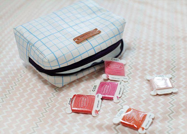 How to Make a Toiletry Bag ~ DIY Tutorial Ideas!