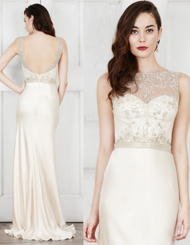New In; The #CatherineDeane Aurora gown | #weddingdress