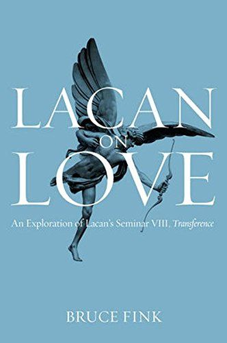 Download free Lacan on Love: An Exploration of Lacan's Seminar VIII Transference pdf