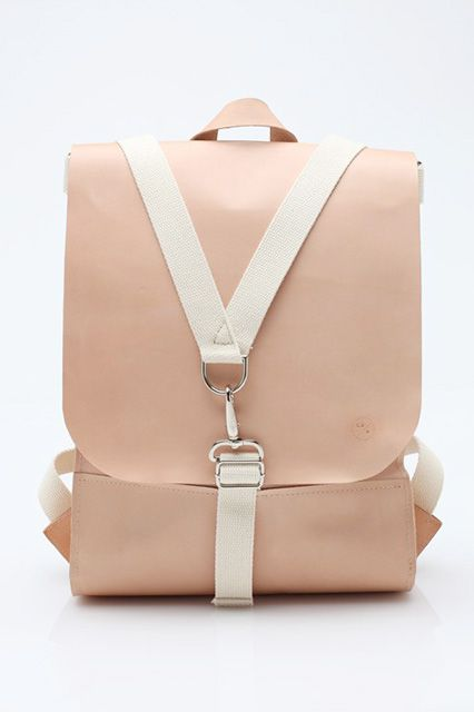 18 Backpacks That Make Any Outfit Cool #refinery29  http://www.refinery29.com/backpacks#slide14  Materials and Process Sacagawea Carryall, $400, available at Need Supply.