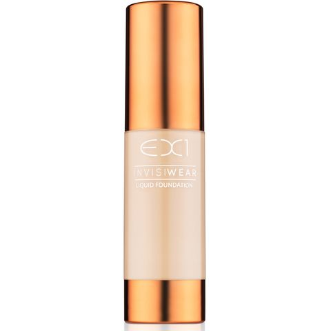 EX1 Cosmetics Invisiwear Liquid Foundation (30ml) (Various Shades): Image 01