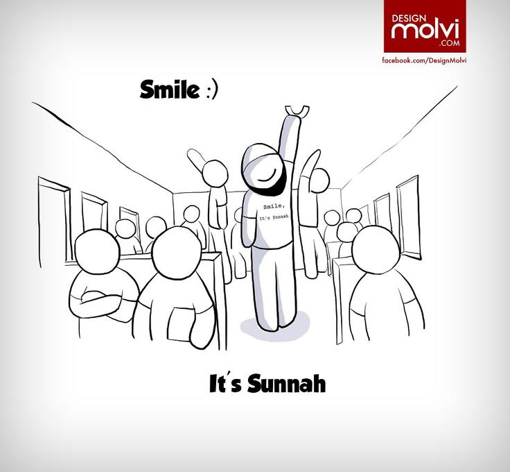 Design Molvi's awesome and most inspiring series: 'Sunnah is…'. Their goal is to…