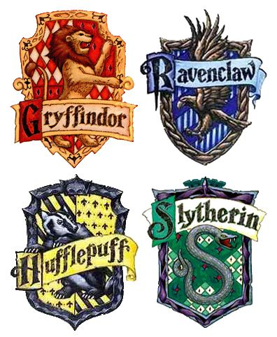 harry potter house emblems - Google Search