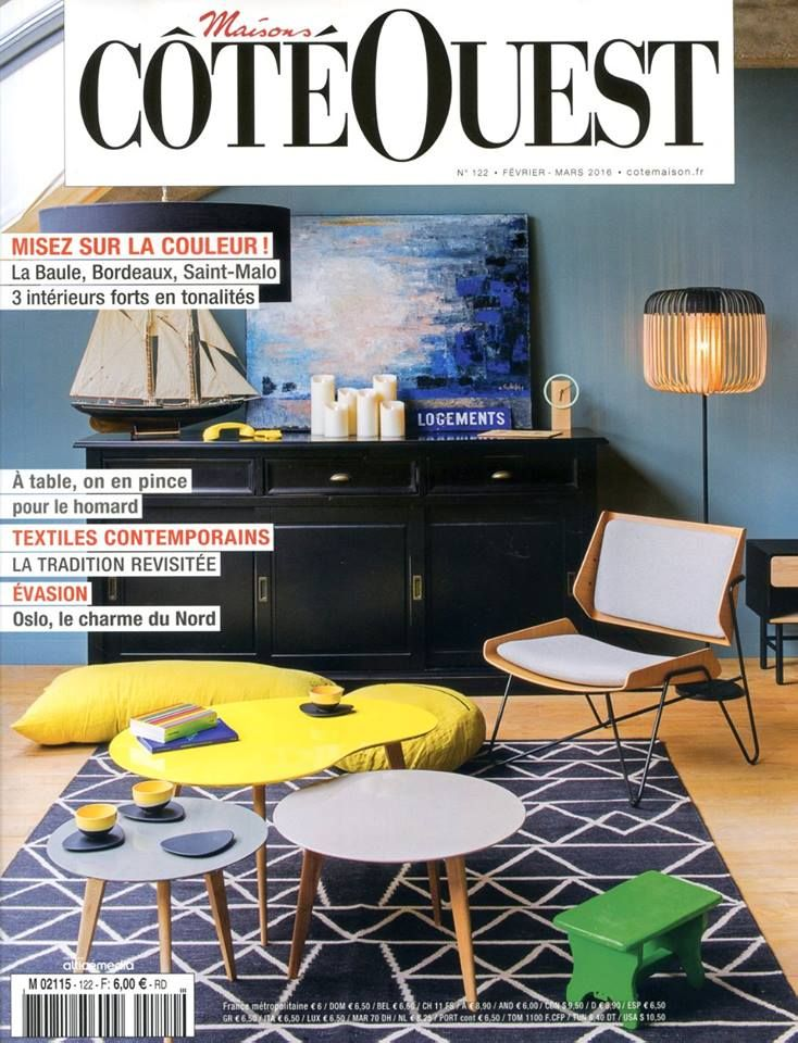 41 best Presse images on Pinterest Chest of drawers, Lounges and - maison du tournage occasion
