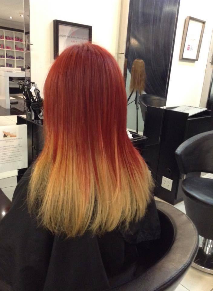 Une belle coloration pour l'été fait par le très talentueux Andy Inthachack du salon Odyssée GLAM!