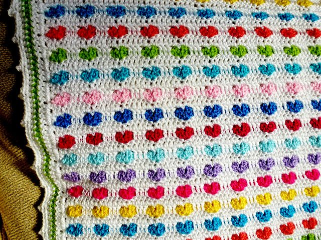 249 Best Images About Crochet Baby Blankets 5 On