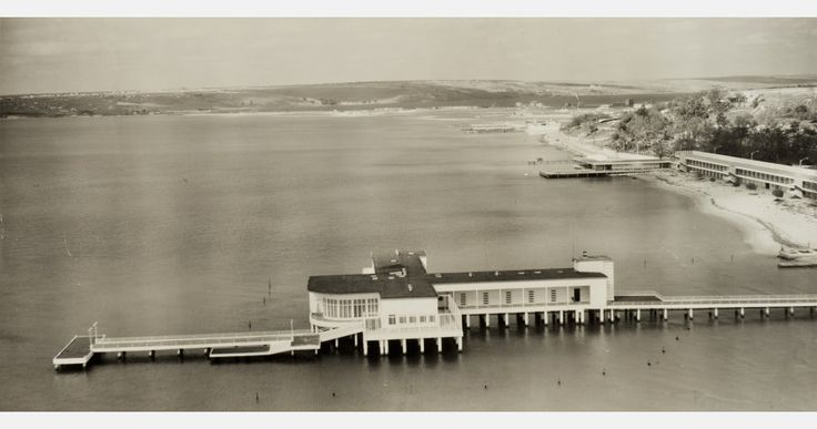 Florya ve civarı havadan fotoğraf, Anonim, Suna ve İnan Kıraç Vakfı Fotoğraf Koleksiyonu