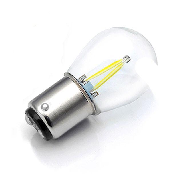 1pcs 1157 Bay15d Led Brake Lights Bulb Super Bright P21 5w Led Car