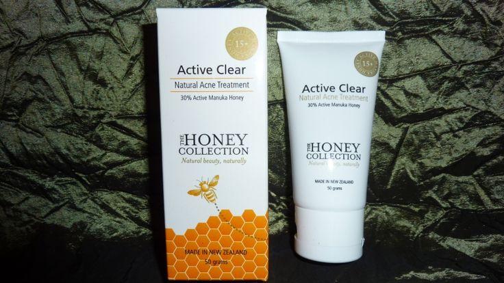 Natuurlijke en effectieve behandeling van acne met manuka honing. Geschikt voor de gevoelige huid. Helpt de huid te herstellen en littekens te vervagen. - &euro