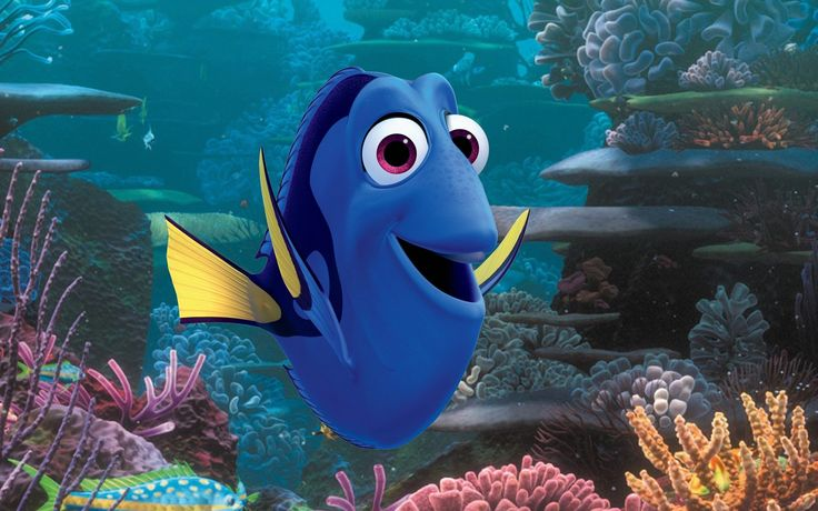 dory Wallpapers HD