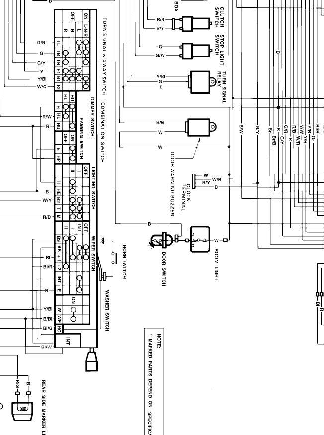 I Need A Wiring Diagram For A Suzuki Samurai In 2020