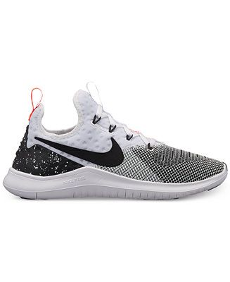e2c592ab8d43 Nike Women s Free TR 8 Training Sneakers from Finish Line - Finish Line  Athletic Sneakers - Shoes - Macy s