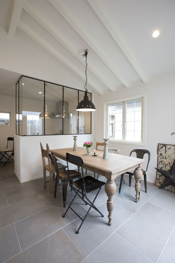 French Modern & Antique / dining