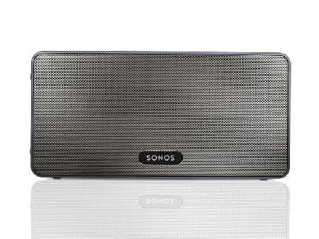 Sonos PLAY:3 Black - The most versatile wireless AUDIO AMPLIFIER - Three Class-D digital amplifiers SPEAKERS - Three driver speaker system ndash
