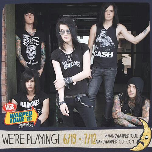 I love the relapse symphony (trs) (therelapsesymphony) they are an amazing (band)