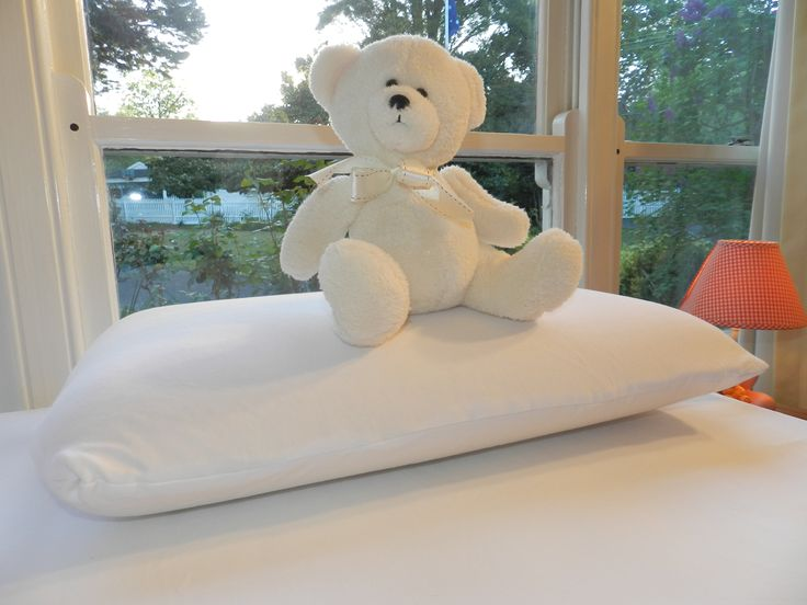 TLC 'Junior' Talalay latex pillow. Low profile, soft, supportive - the perfect pillow when kids move to their 'big bed'. $60.00 www.tlclatexpillows.com.au