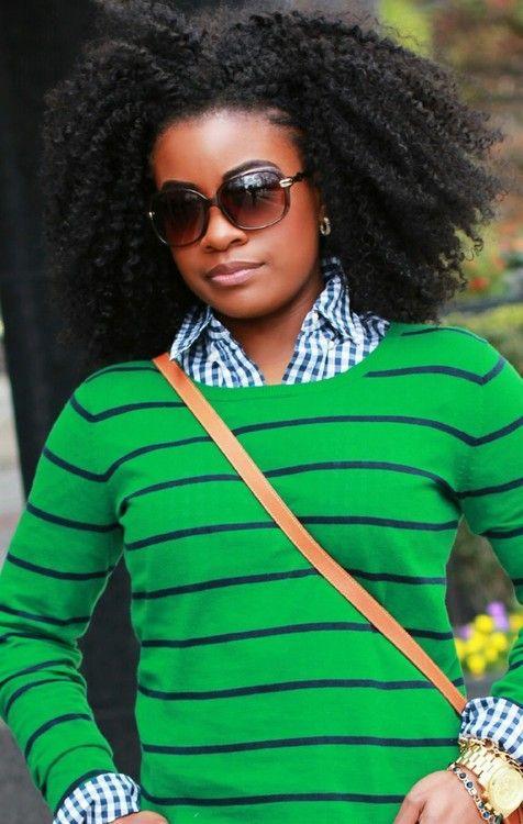 Natural Looking Crochet Braids