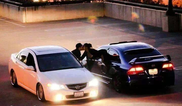 This is the picture i want with Chris and me once my car gets a good cleaning!!!