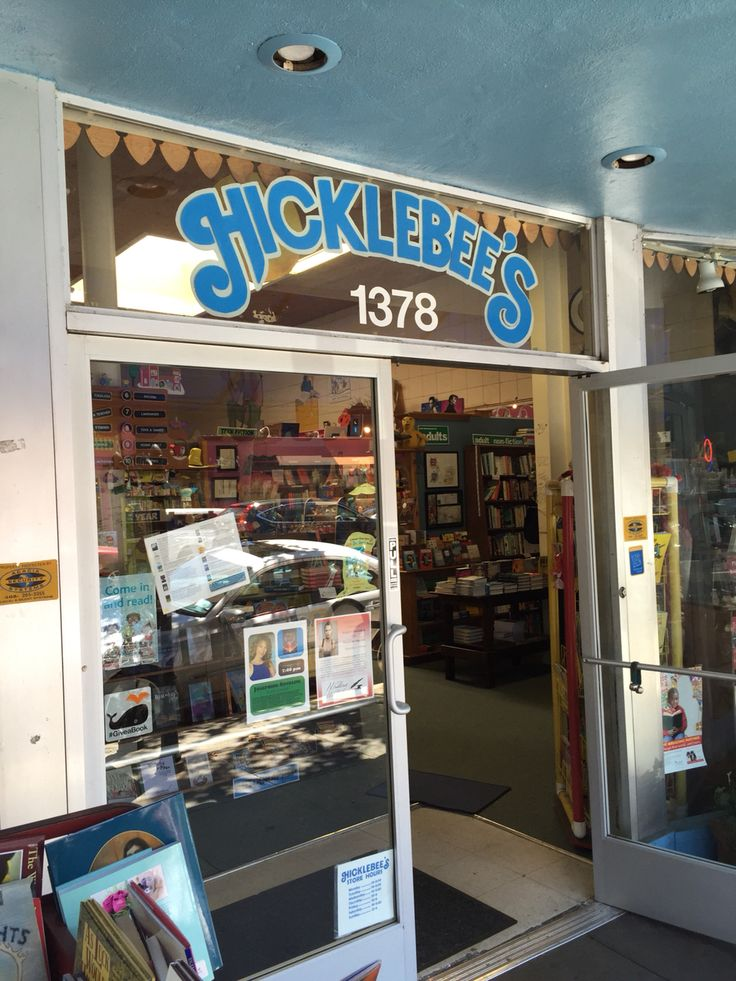 San Jose Calif Map%0A Our books are now sold at Hicklebees in Willow Glen  San Jose CA