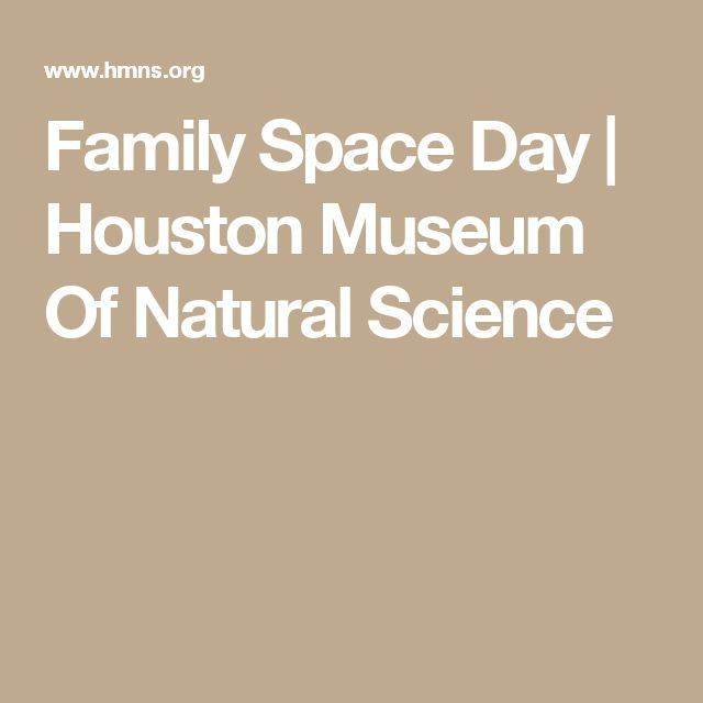 Groupon Museum Of Natural Science Sugar Land