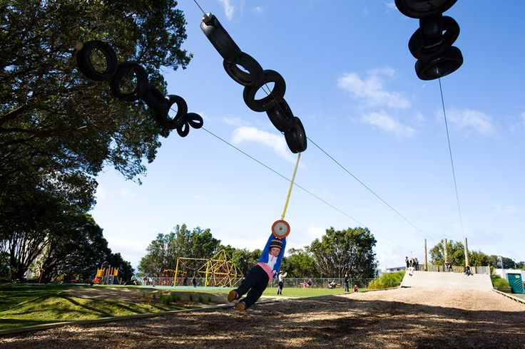 Enjoy the outdoors - Central Park - Wellington City Council