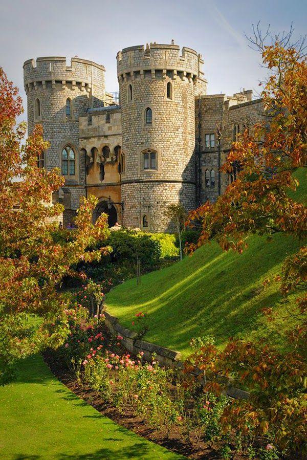 Windsor Castle, Berkshire England