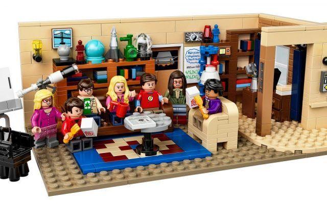 """Serie Tv: Big Bang Theory rieseguita in chiave...LEGO LEGO, l'attuale generazione ama quei piccoi personaggi che hanno fatto un pò la storia di tutti noi, accompagnado anche le persone ora più grandi in una crescita fatta di scoperte e """"costruzioni"""". Og #serietv #bigbangtheory #lego #legomovie"""
