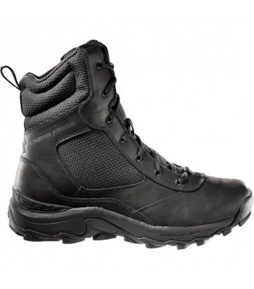 Under Armour Tactical Side Zip Boot Black **Hero Provisions: off duty apparel, gear & gifts for Police, Fire, EMS, Military & Private Security**